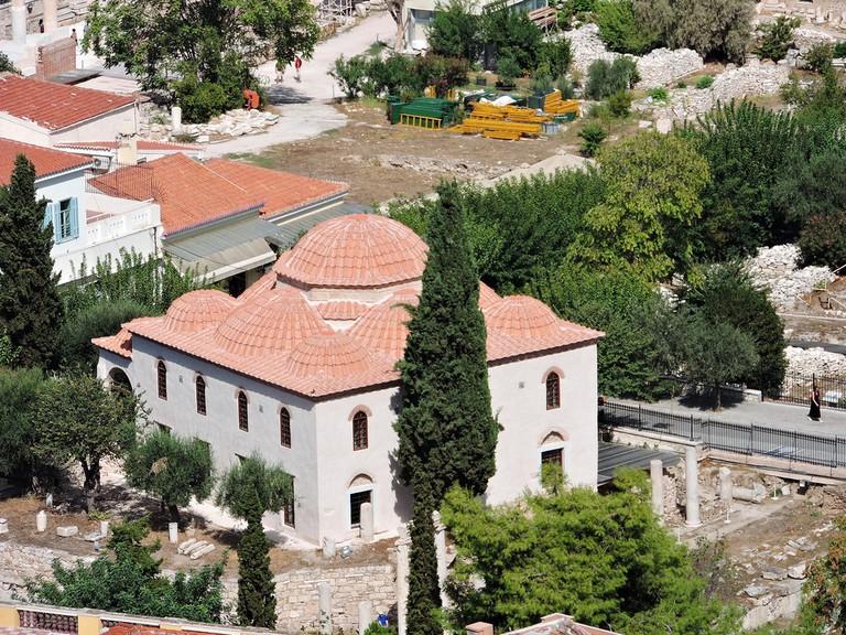 Fethiye Mosque, Roman Agora, Athens