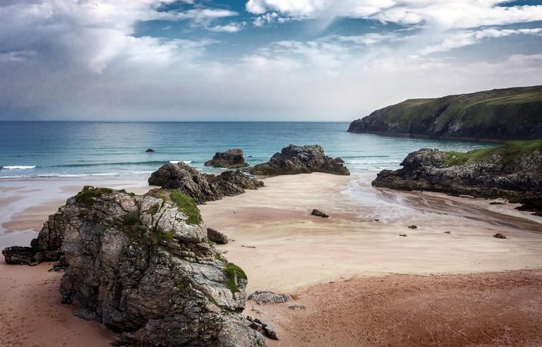Rispond Beach In September   © Neil Williamson/Flickr