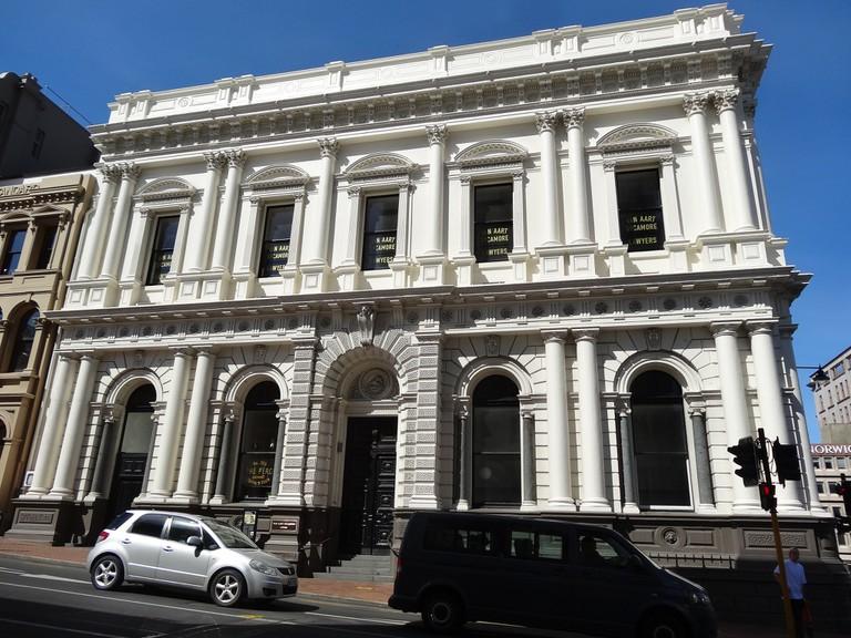 Old Bank of New Zealand, Dunedin