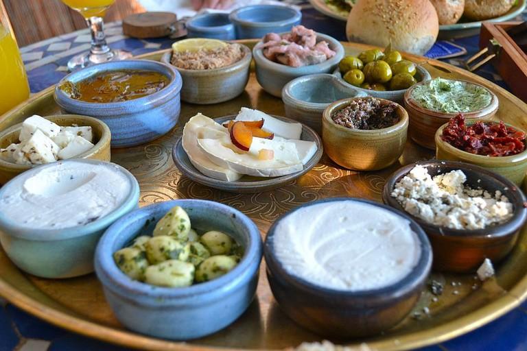 Israeli food / flckr