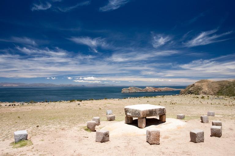 Inca Table
