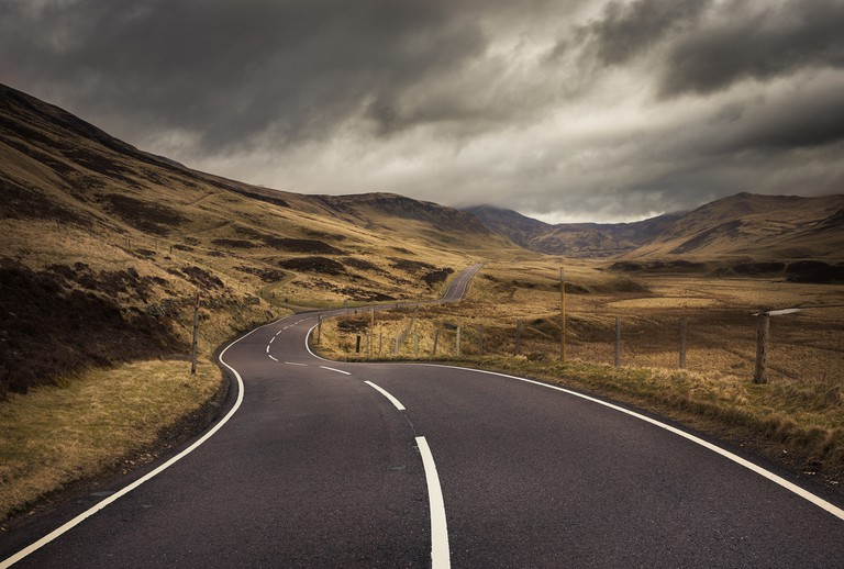 Road to the Cairnwell