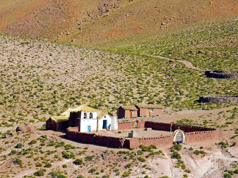 Village near San Pedro de Atacama