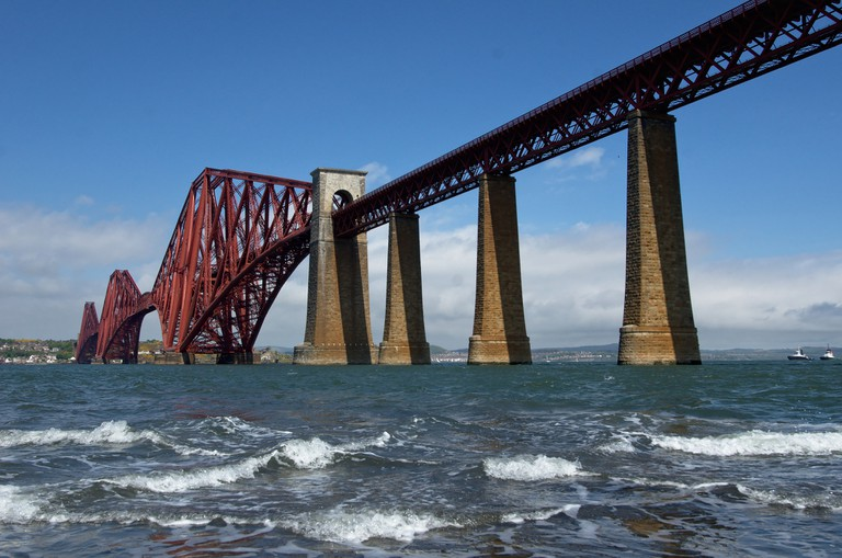 Forth Bridge c.2017 | © Magnus Hagdorn/Flickr