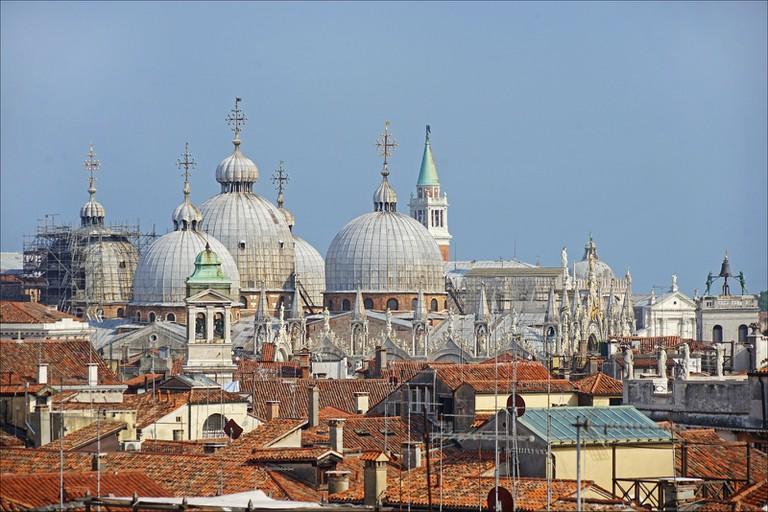 St- Mark's Basilica, Venice