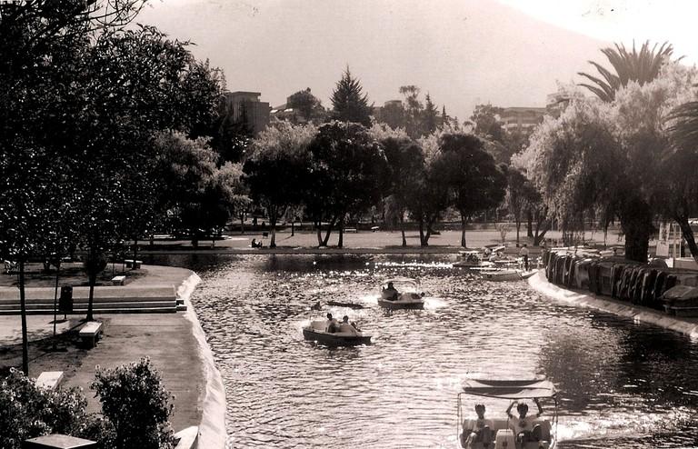 Parque Carolina, Quito