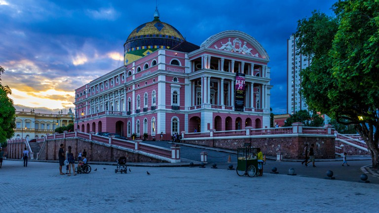 Teatro Amazonas – Manaus