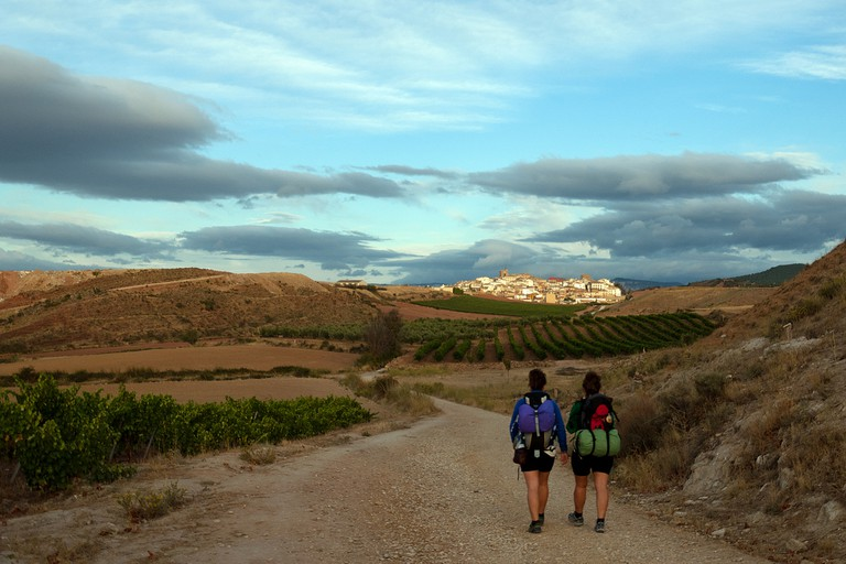 Make memories on the camino © Staffan Andersson