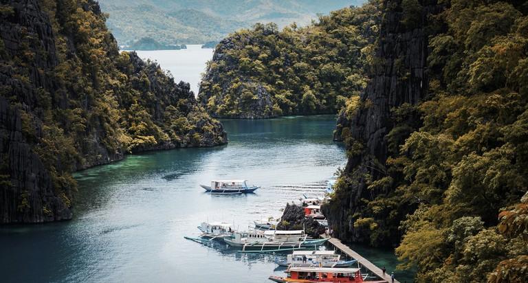 Kayangan Lake, Coron, Palawan | © John Galeos Sy/Flickr