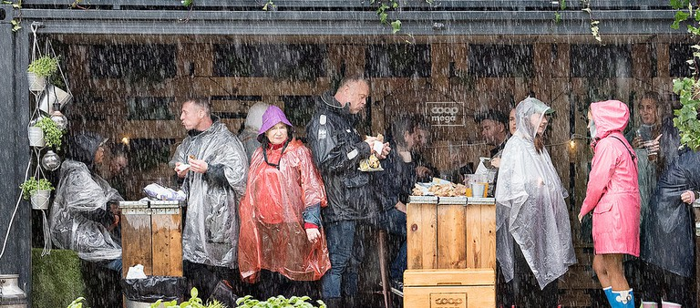 Be prepared for all types of weather in Oslo