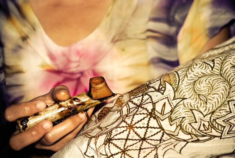 Batik technique