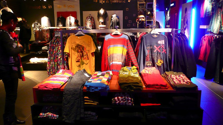 A Desigual store © Herry Lawford
