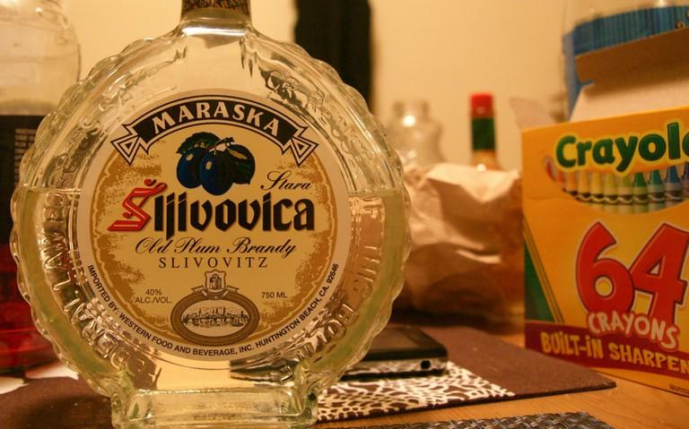 Plum brandy, na zdravie in Slovakia!