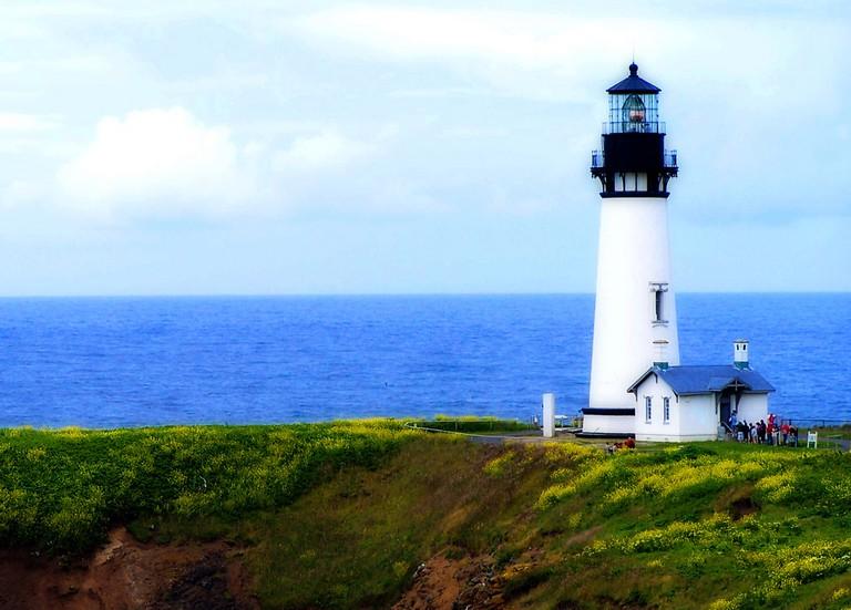 Yaquina Lighthouse I
