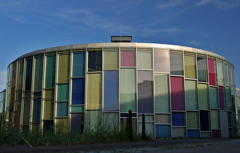 Berlin's colourful Academy of Sciences