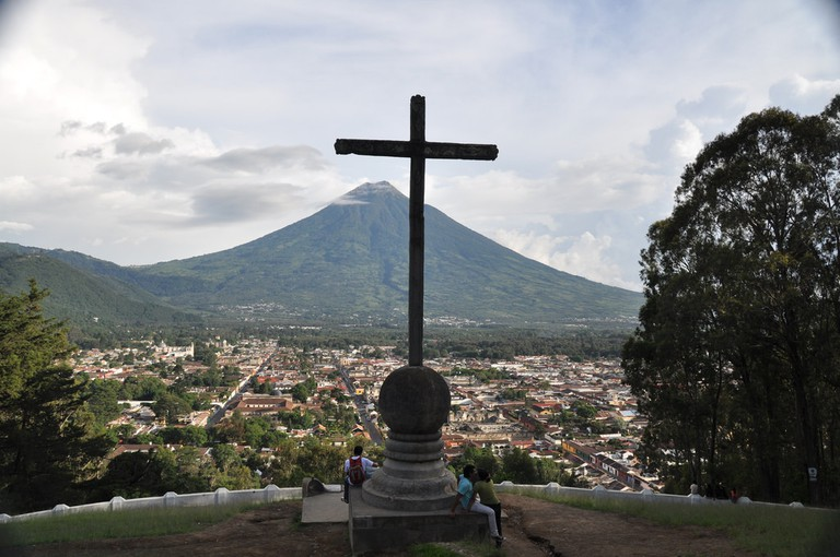 Hill of the cross