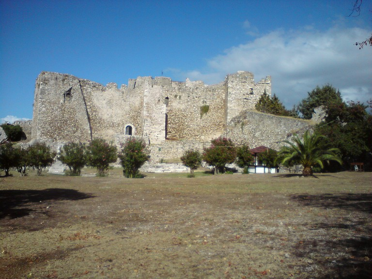 Keep of the Patras Castle