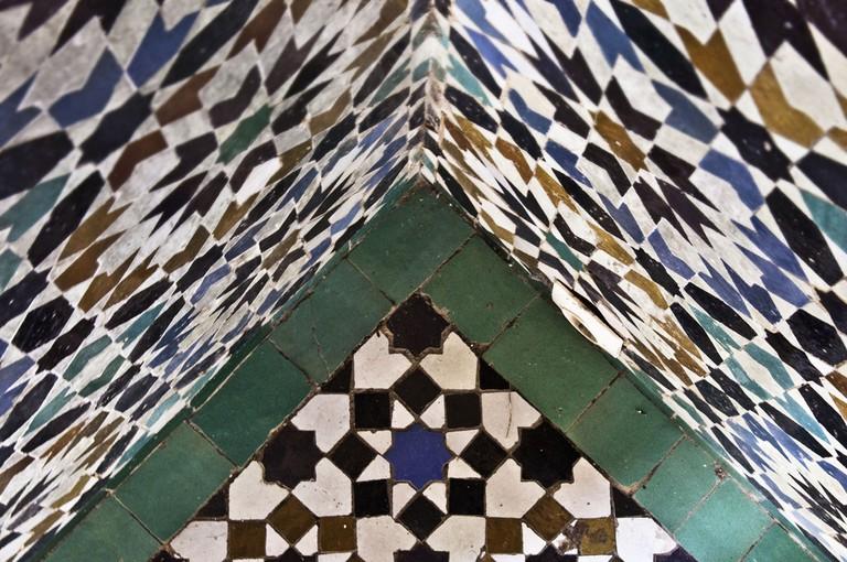 Madrasa Bin Yousef, Morocco