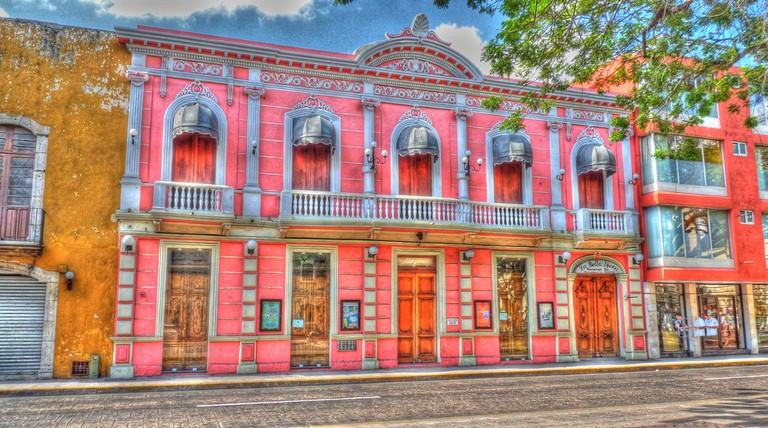 Mérida architecture