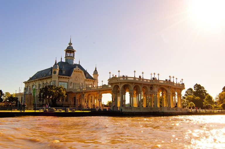 The stunning Museo De Arte in Tigre | © fnervi/Flickr
