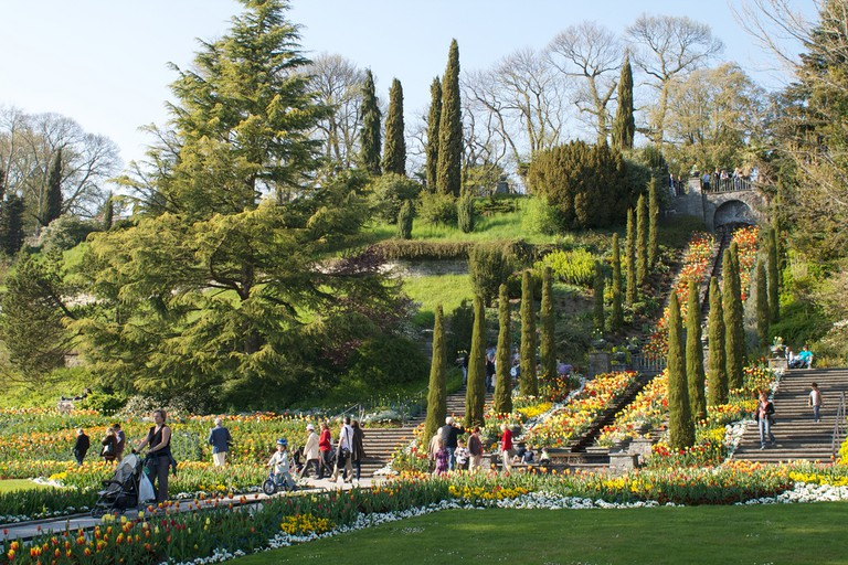 The gardens at Mainau