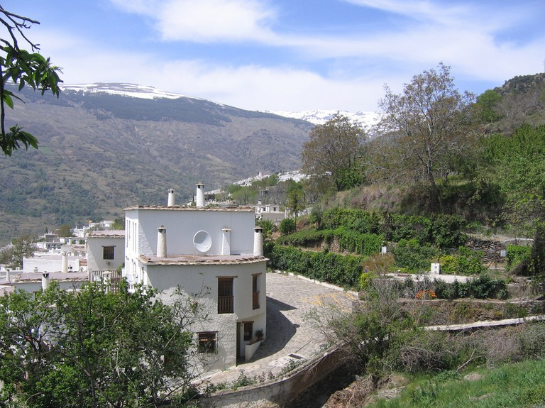 The Alpujarras region of Granada, setting of Gerald Brenan's South From Granada   © Ian Cochrane / Flickr