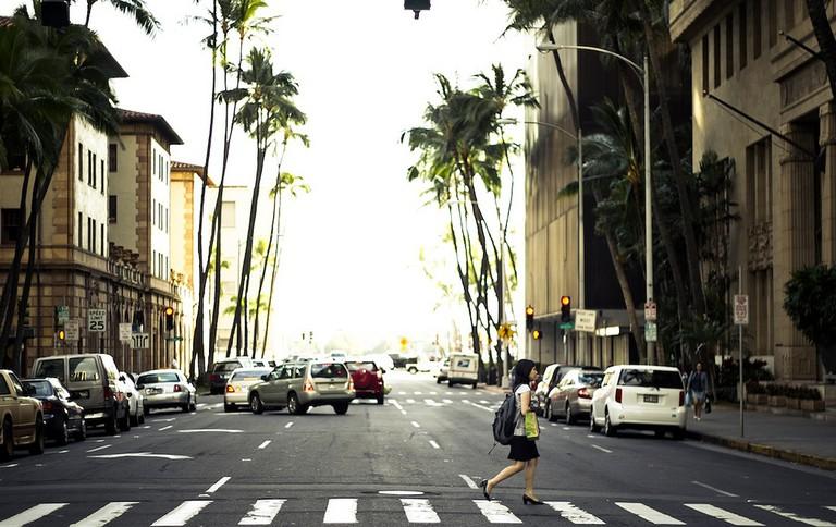 Honolulu Streets | © Steven Worster/Flickr