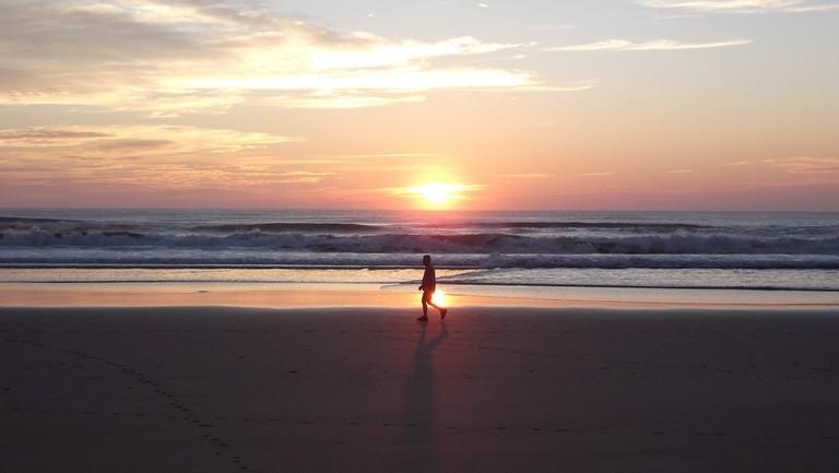 Sunrise, Wainui Beach, Gisborne