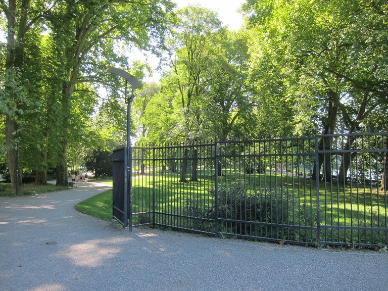 Leafy and green today, Platzspitz used to be the heart of Zurich's drug scene