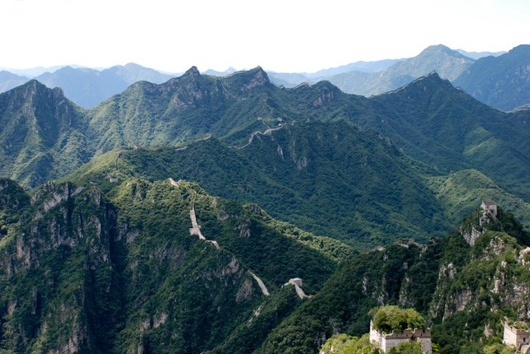 The Epic Great Wall
