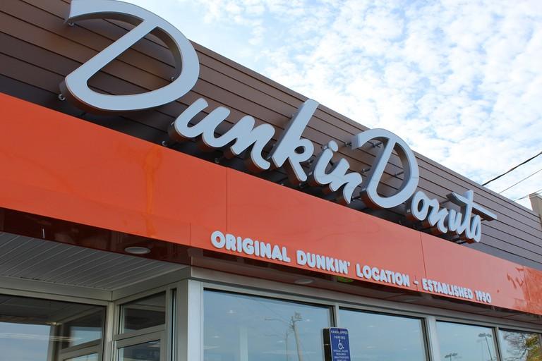 The Original Dunkin Donuts Store | © Shinya Suzuki/Flickr