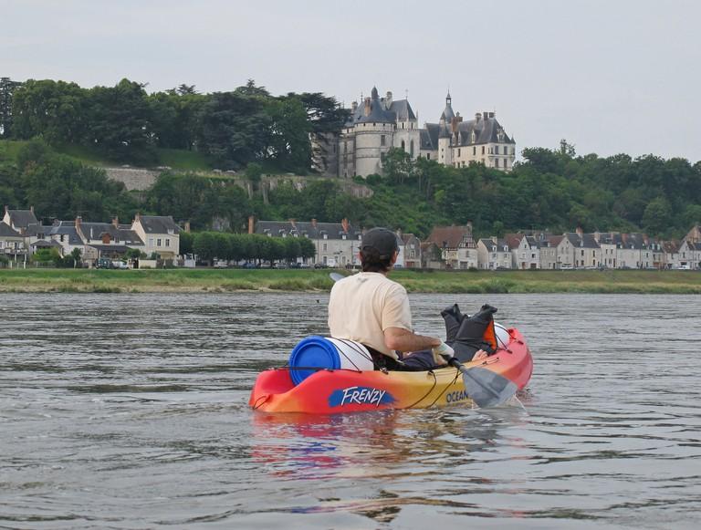 Kayaking from Blois – Amboise