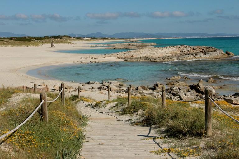 Playa de Llevant © Michela Simoncini / Flickr