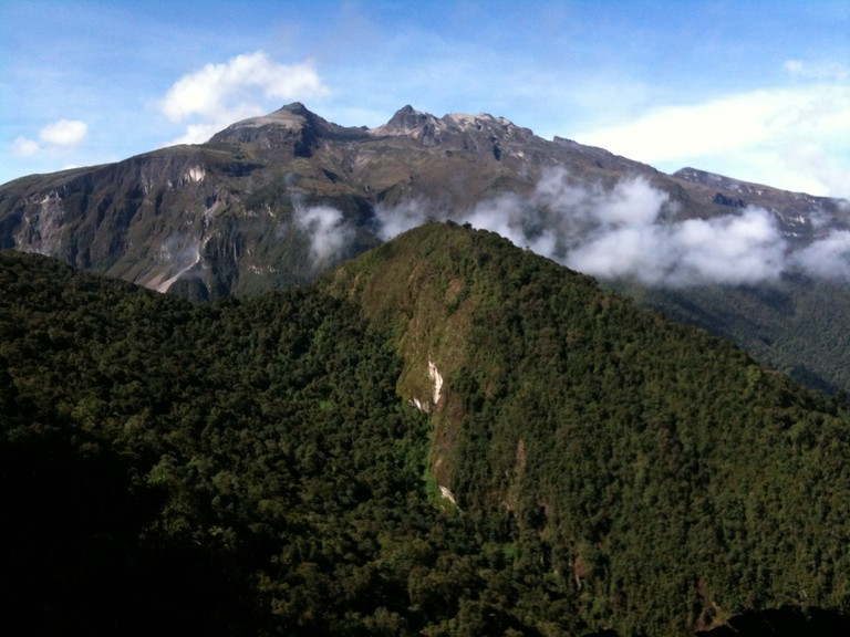 Views From The Yanacocha Trail