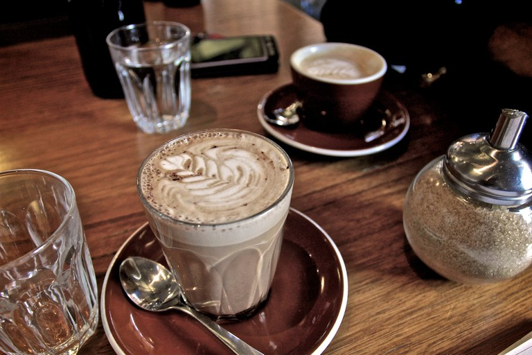 Coffee at Seven Seeds