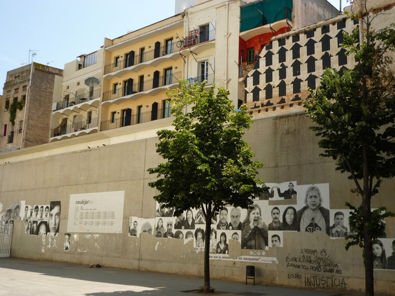 El Raval has an artistic spirit © Oh Barcelona