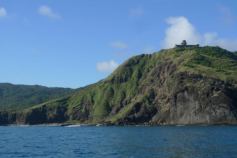 Palaui Island Cape Engano Lighthouse