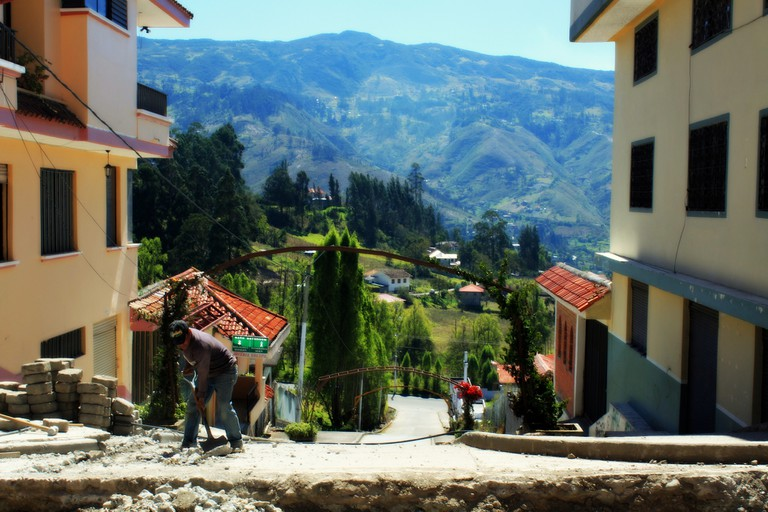 The Hills Around Cuenca