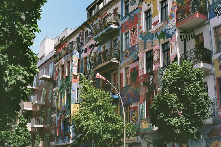 Colourful living in Friedrichshain