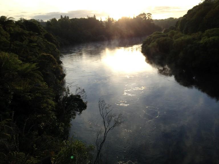 Hamilton – Waikato River