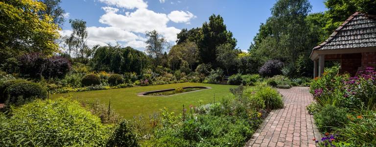 English Flower Garden, Hamilton Gardens