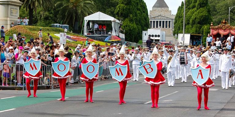 Moomba Parade 2013