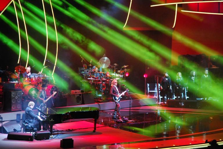 Elton John, Festival Internacional de la canción de Viña del Mar