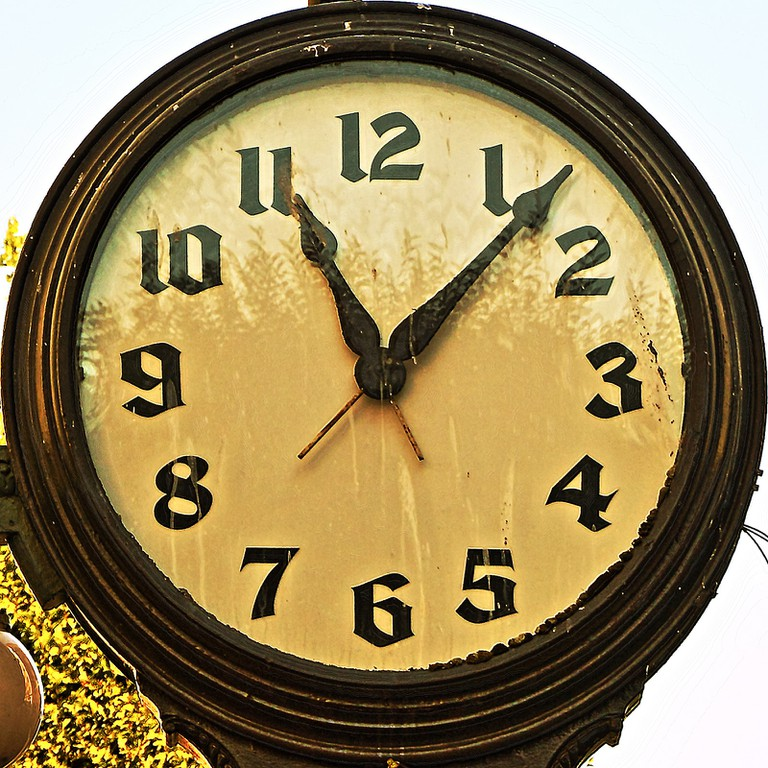 Keep up with the time when in Nigeria