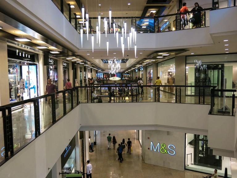 Greenbelt Shopping Mall