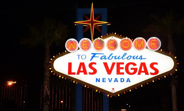 Welcome to Las Vegas | © Floris Oosterveld/Flickr