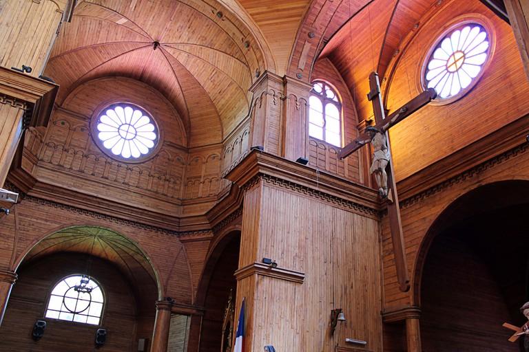 Iglesia Castro – Chiloé