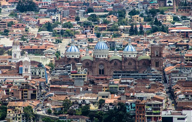 Historic Center of Cuenca, Ecuador