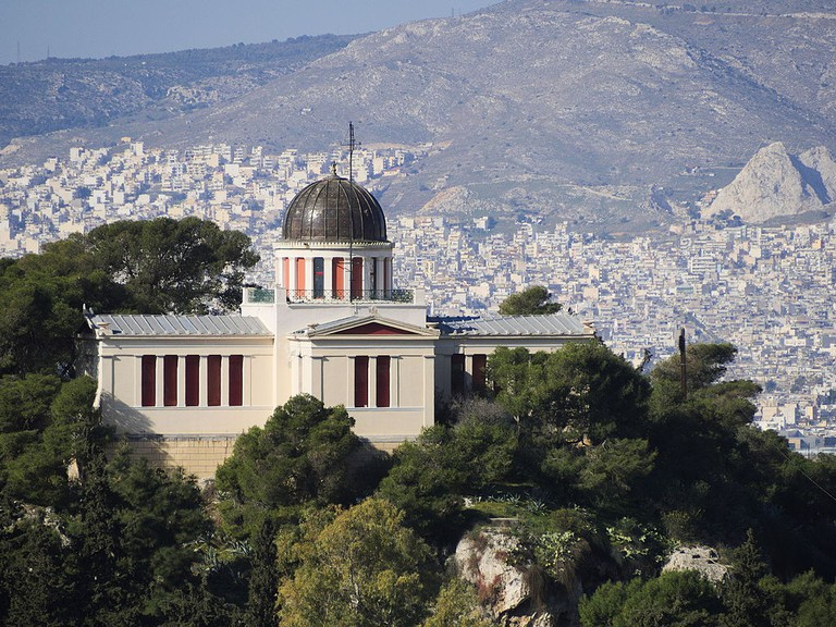 National Observatory of Athens | © C messier / Wikimedia Commons