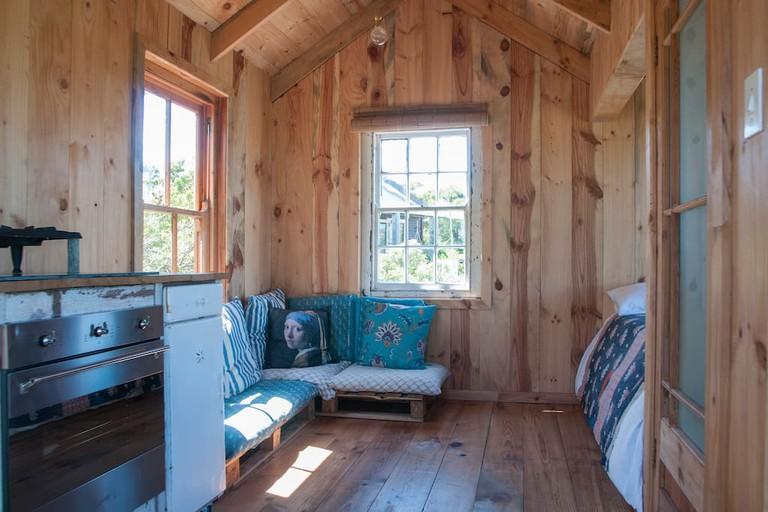 Beach cabin in Scarborough